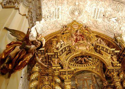 Retablo de la Iglesia de San Jorge