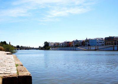Sevilla, Triana y el Guadalquivir