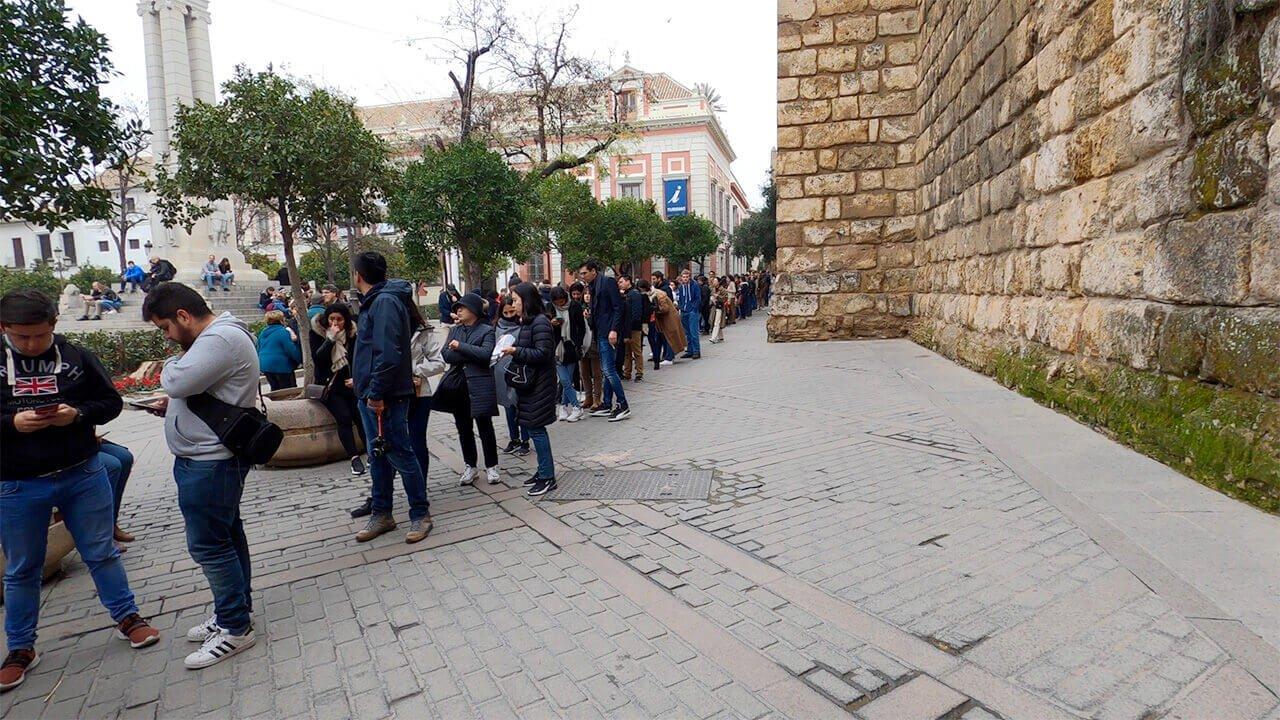 Comprar entradas para el Alcázar y la Catedral de Sevilla