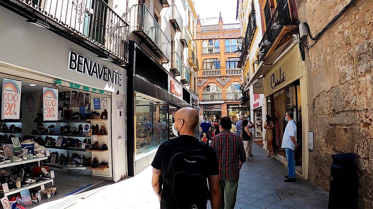 Viajar a Sevilla con el Coronavirus